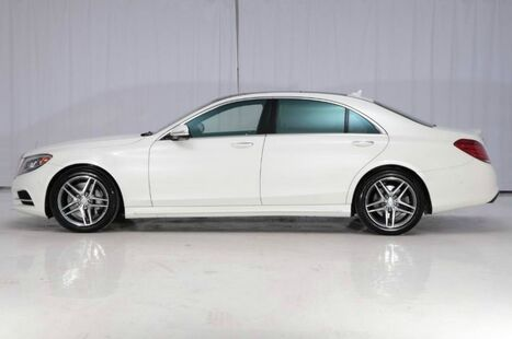 2014_Mercedes-Benz_S-Class 4MATIC AWD_S 550_ West Chester PA