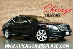 2014_Mercedes-Benz_S-Class_S 550 4MATIC EDITION 1 - NAVIGATION 360 CAMERAS DISTRONIC PLUS HEATED/COOLED MASSAGE SEATS HEATED ARMREST PANO ROOF_ Bensenville IL