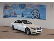 2014_Mercedes-Benz_S-Class_S 550 4MATIC®_ Kansas City MO