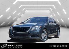 Mercedes-Benz S-Class S 550 CHROME WHEELS LUXURY INTERIOR NAVIGATION CLEAN 2014