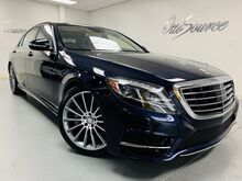 2014_Mercedes-Benz_S-Class_S 550_ Dallas TX
