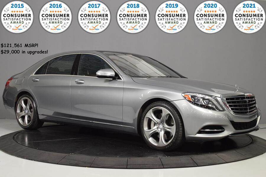 2014_Mercedes-Benz_S-Class_S 550_ Glendale Heights IL