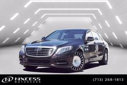 Mercedes-Benz S-Class S 550 Maybach Package Upgraded! 2014