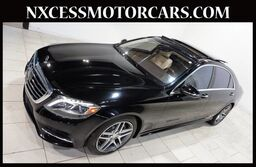 Mercedes-Benz S-Class S 550 PANO-ROOF PREMIUM/SHADE PKG REAR SEATS PKG. 2014