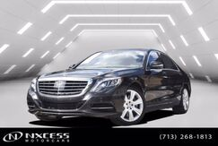 2014_Mercedes-Benz_S-Class_S 550 Panorama Roof Rear Power Seats!_ Houston TX