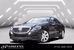 Mercedes-Benz S-Class S 550 Panorama Roof Rear Power Seats! 2014