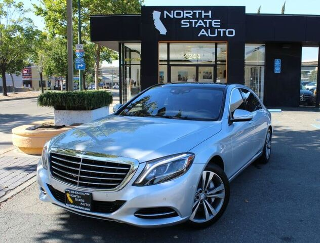 2014 Mercedes Benz S Class S 550 Walnut Creek CA ...