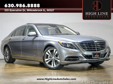 2014_Mercedes-Benz_S-Class_S 550_ Willowbrook IL
