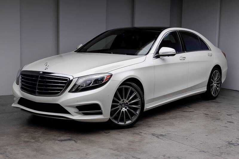 2017 Mercedes Benz S Cl S550 4matic Akron Oh