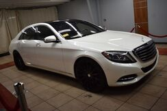 2014_Mercedes-Benz_S-Class_S550 WHITE , PANO SUPER CLEAN_ Charlotte NC
