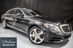 Mercedes-Benz S550 4MATIC / Over $11000 in Options / Mercedes Warranty/ Burmester Sound/ Panoramic Roof 2014