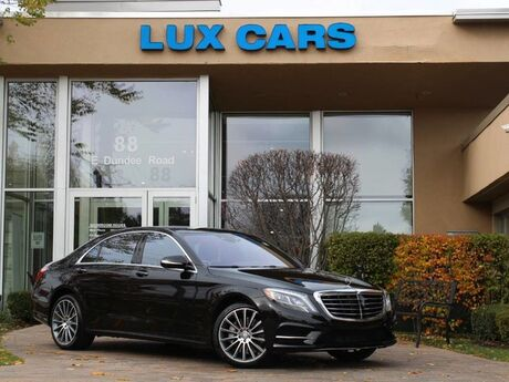 2014 Mercedes-Benz S550 SPORT AMG NAV 4MATIC MSRP $120,125 Buffalo Grove IL