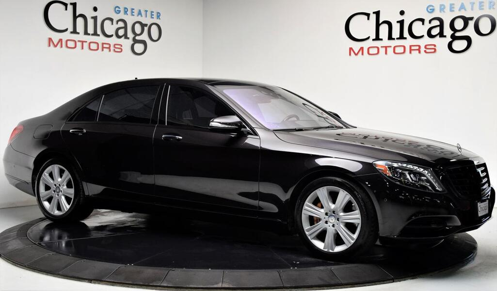 2014_Mercedes-Benz_S550 Warranty_Edition 1 Pack~$110,000 msrp!_ Chicago IL