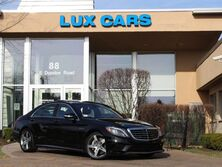 Mercedes-Benz S63 AMG PANOROOF NIGHT VISION 4MATIC MSRP $153,045 2014