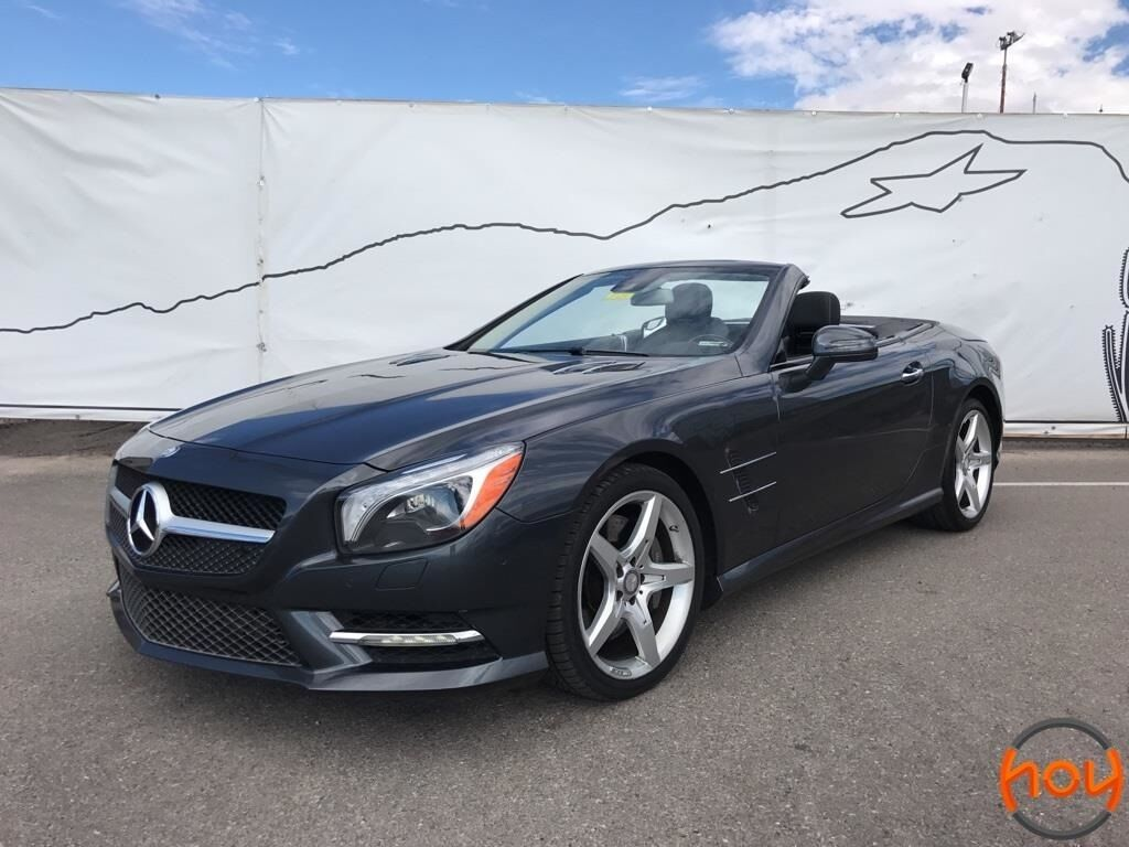 2014 mercedes benz sl class sl 550 el paso tx hoy family for Mercedes benz cpo special offers