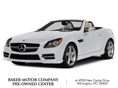 2014_Mercedes-Benz_SLK-Class_SLK 250_ Charleston SC