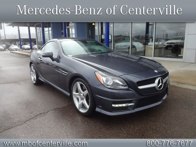 2014 mercedes benz slk class slk 350 centerville oh 20496935 for Bob ross mercedes benz
