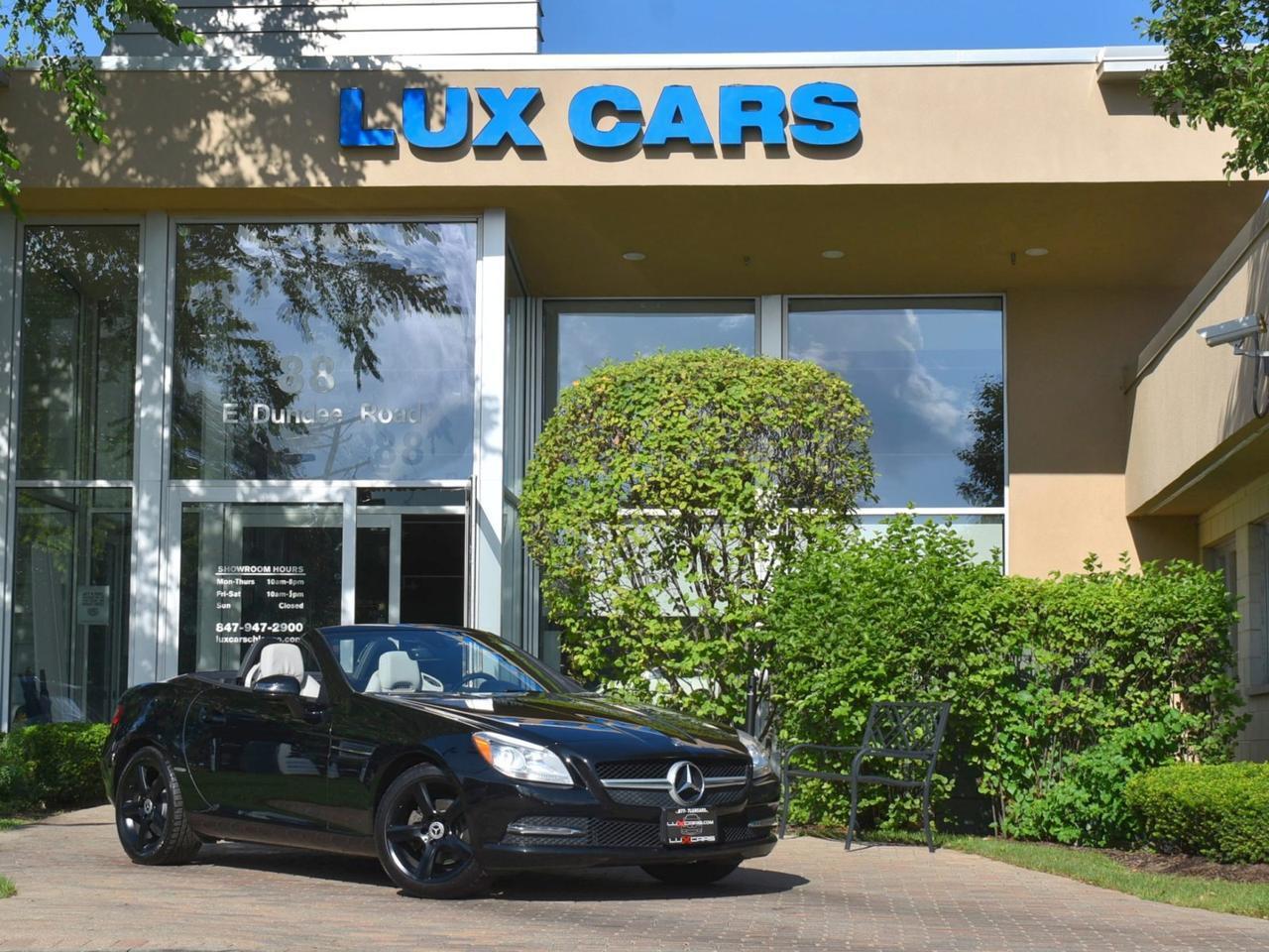 2014 Mercedes-Benz SLK250 Convertible Premium PKG MSRP $49,575 Buffalo Grove IL
