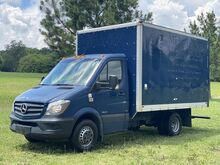 2014_Mercedes-Benz_Sprinter 12' Box Truck w Ramp__ Crozier VA