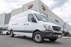 Mercedes-Benz Sprinter 2500 High Roof 170-in. WB EXT 2014