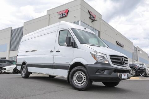 2014_Mercedes-Benz_Sprinter_2500 High Roof 170-in. WB EXT_ Chantilly VA