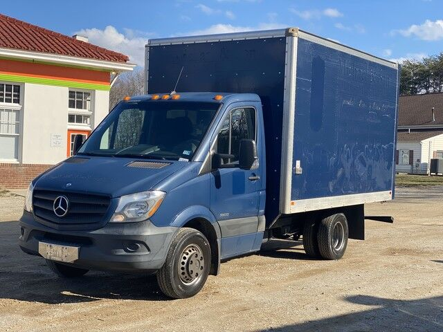 2014 Mercedes-Benz Sprinter 3500 12' Box w Ramp  Crozier VA