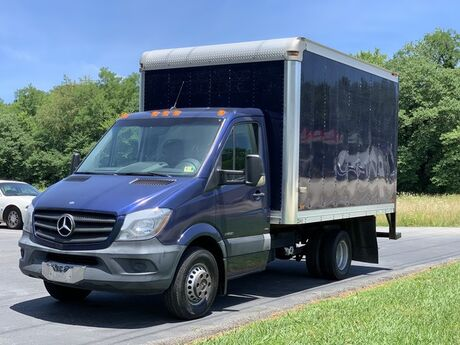 2014 Mercedes-Benz Sprinter Chassis-Cabs Box Truck Crozier VA