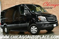 2014_Mercedes-Benz_Sprinter Passenger Vans_3.0L TURBO DIESEL BLUETEC ENGINE CLEAN CARFAX 1 OWNER REAR WHEEL DRIVE APPLE TV + WIFI REAR ENTERTAINMENT_ Bensenville IL