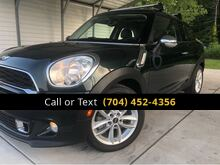 2014_Mini_Paceman_S_ Charlotte and Monroe NC