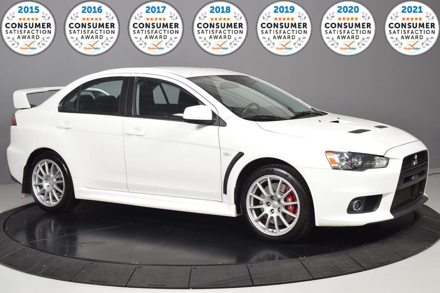 2014_Mitsubishi_Lancer Evolution_GSR_ Glendale Heights IL