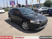 2014_Mitsubishi_Lancer_Ralliart   ONE OWNER   AWD_ London ON