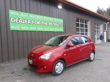 2014_Mitsubishi_Mirage_ES_ Spokane Valley WA
