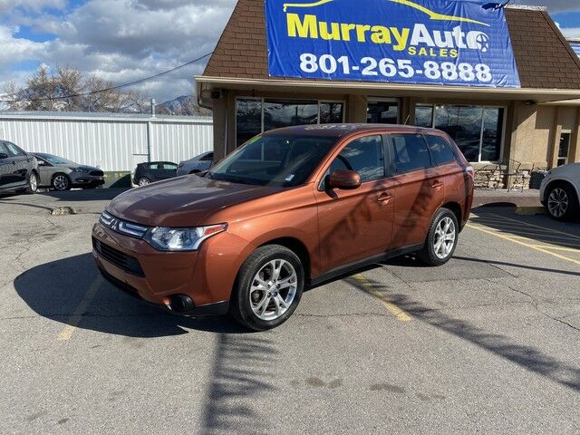 2014 Mitsubishi Outlander SE Murray UT