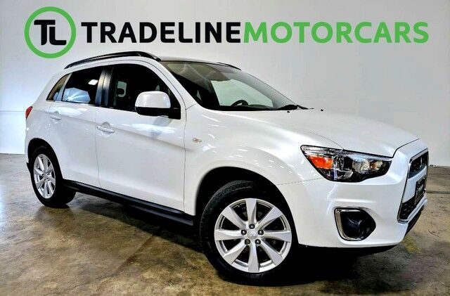 2014 Mitsubishi Outlander Sport BLUETOOTH, REAR VIEW CAMERA, POWER WINDOWS  AND MUCH MORE!!! SE