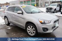 2014 Mitsubishi Outlander Sport ES South Burlington VT