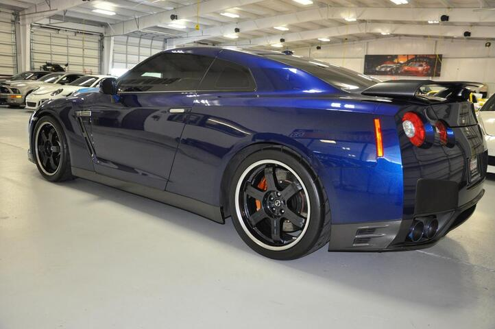 2014 Nissan GT R W Stage 1 Performance Track Edition With Mods Tomball TX