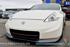 2014_Nissan_370Z_NISMO / Sport Pkg / 6-Spd Manual / Back-Up Camera / Cruise Control / INJEN Air Intake / Only 3K Miles / 1-Owner_ Anchorage AK