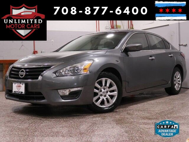 2014 Nissan Altima 2.5 S Bridgeview IL