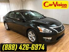 Nissan Altima 2.5 S NAVIGATION LEATHER MOONROOF REAR CAM 2014