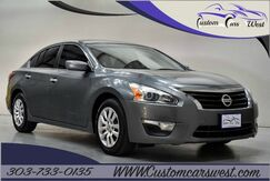2014_Nissan_Altima_2.5 S_ Englewood CO