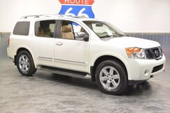 2014_Nissan_Armada_PLATINUM LEATHER 4WD SUNROOF DUEL DVD'S NAV! MINT!_ Norman OK