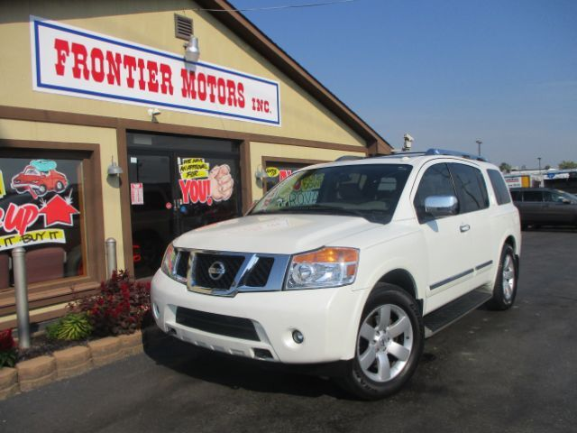 2014 Nissan Armada SL 2WD Middletown OH