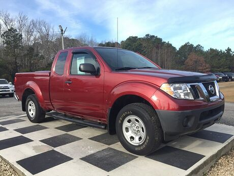 2014 Nissan Frontier 2WD King Cab S Auto Outer Banks NC
