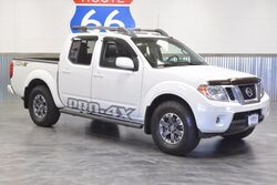 Nissan Frontier CREWCAB 4WD! 'PRO-4X EDITION' LEATHER! SUNROOF! NAVIGATION! LIKE BRAND NEW! 2014