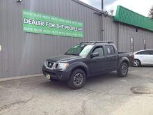 2014_Nissan_Frontier_PRO-4X Crew Cab 4WD_ Spokane Valley WA