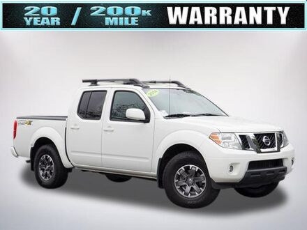 2014_Nissan_Frontier_PRO 4X_ Southern Pines NC