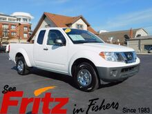 2014_Nissan_Frontier_S_ Fishers IN