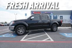 2014_Nissan_Frontier_SL_ Mission TX