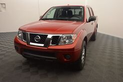 2014_Nissan_Frontier_SV_ Hickory NC