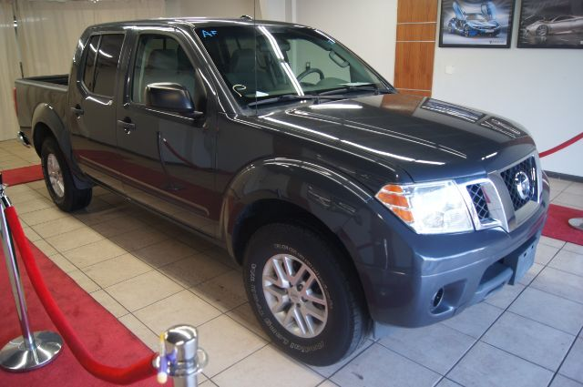 2014 Nissan Frontier SV Crew Cab 5AT 4WD Charlotte NC